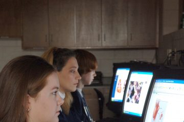 Health Information Management Technology students