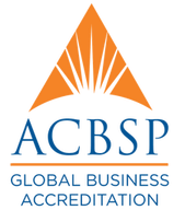 ACBSP Accredited logo