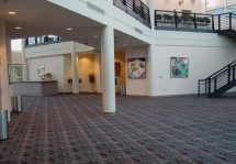 carpet inside Callaway