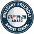 military friendly spouse logo