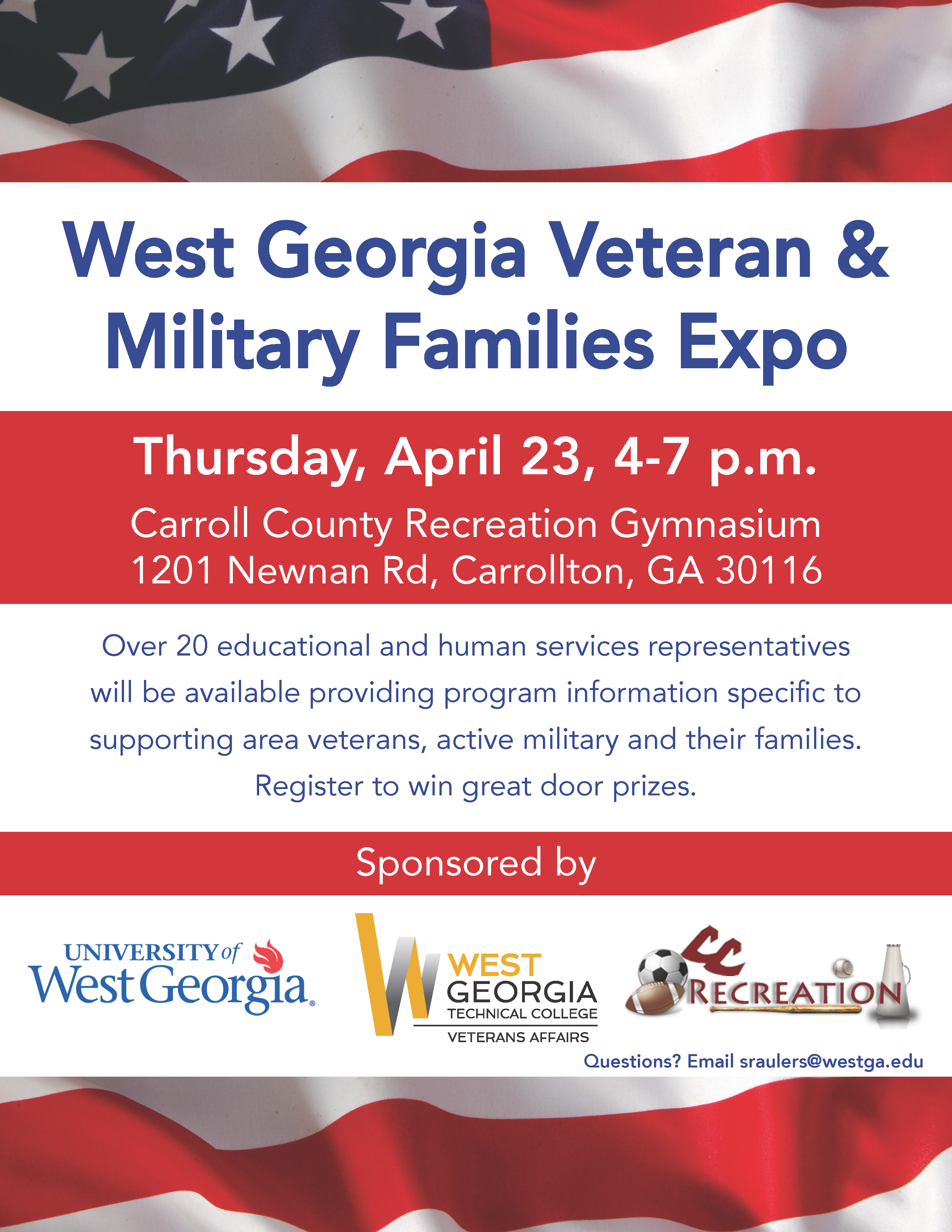 West Georgia Veteran & Military Families Expo