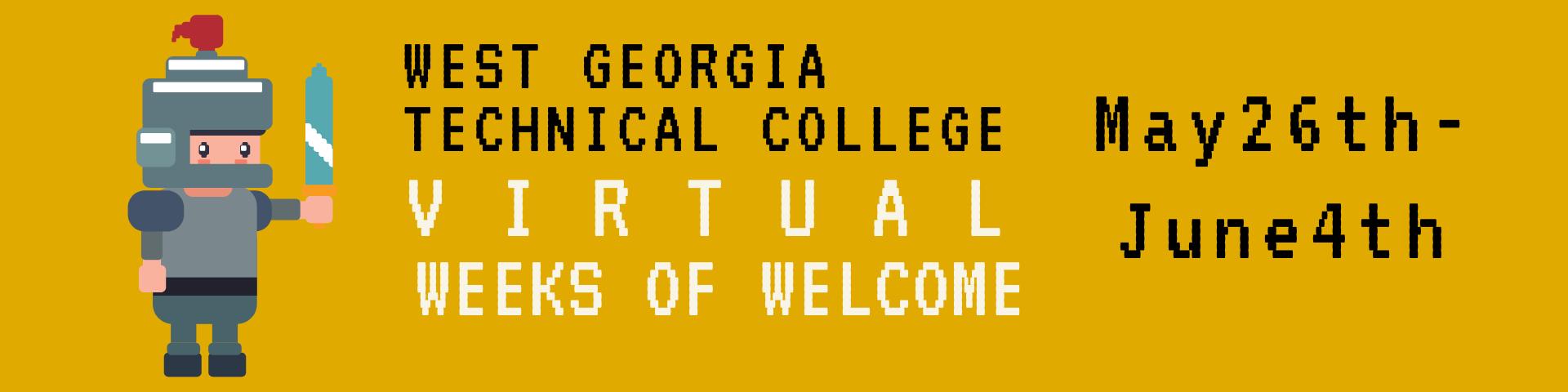 virtual weeks of welcome