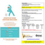 stretch your tuition dollars